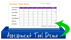 Demo Assessment Tool